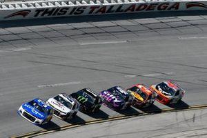 Ryan Preece, JTG Daugherty Racing, Chevrolet Camaro Kroger/Reese's
