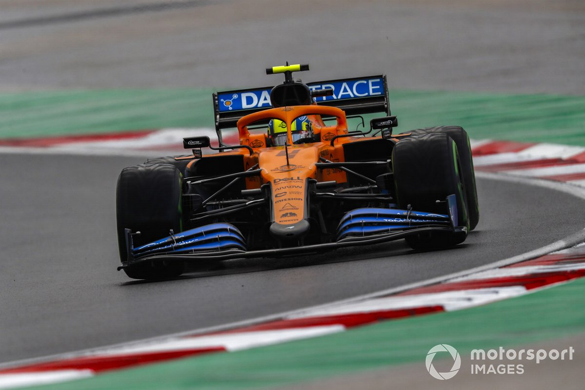 Istanbul: Lando Norris (McLaren)