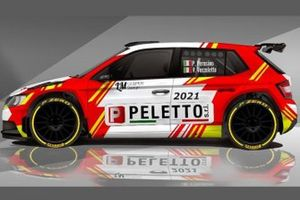 Patrizia Perosino, Veronica Verzoletto, PA Racing, Skoda Fabia R5