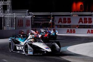 Edoardo Mortara, Venturi Racing, Silver Arrow 02, Mitch Evans, Panasonic Jaguar Racing, Jaguar I-Type 5