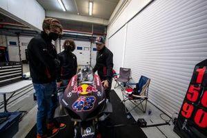 Luca Marini, Esponsorama Racing, Enea Bastianini, Esponsorama Racing, Jack Miller, Ducati Team