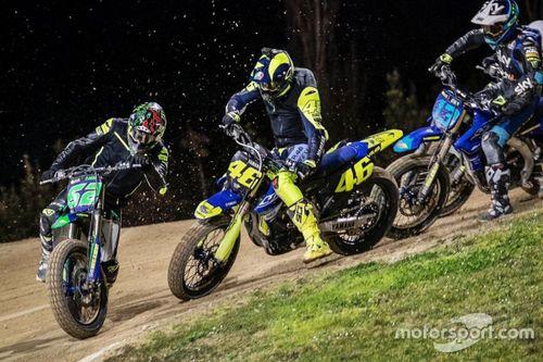 Entrainement au Ranch avec la VR46 Riders Academy