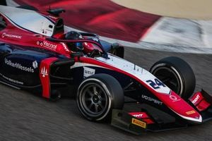Bent Viscaal, Trident, F2 pre-season test