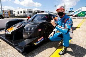 #38 Performance Tech Motorsports Ligier JS P320, LMP3: Rasmus Lindh, IMSA Motul Pole Award for LMP3