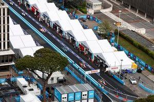 Robin Frijns, Envision Virgin Racing, Audi e-tron FE07, Lucas Di Grassi, Audi Sport ABT Schaeffler, Audi e-tron FE07, Rene Rast, Audi Sport ABT Schaeffler, Audi e-tron FE07