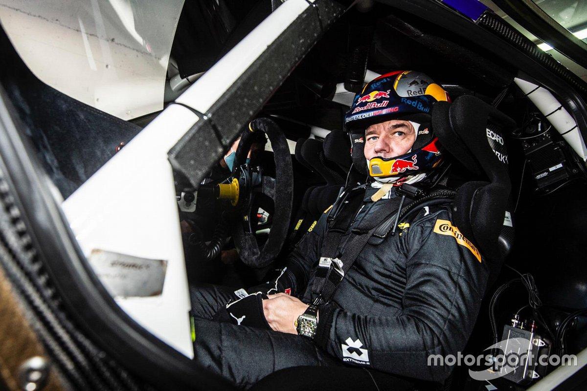 Sebastien Loeb, Team X44 Team