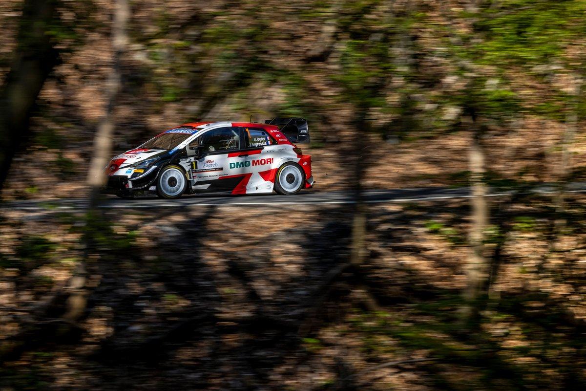 S'bastien Ogier, Julien Ingrassia, Toyota Gazoo Racing WRT Toyota Yaris WRC