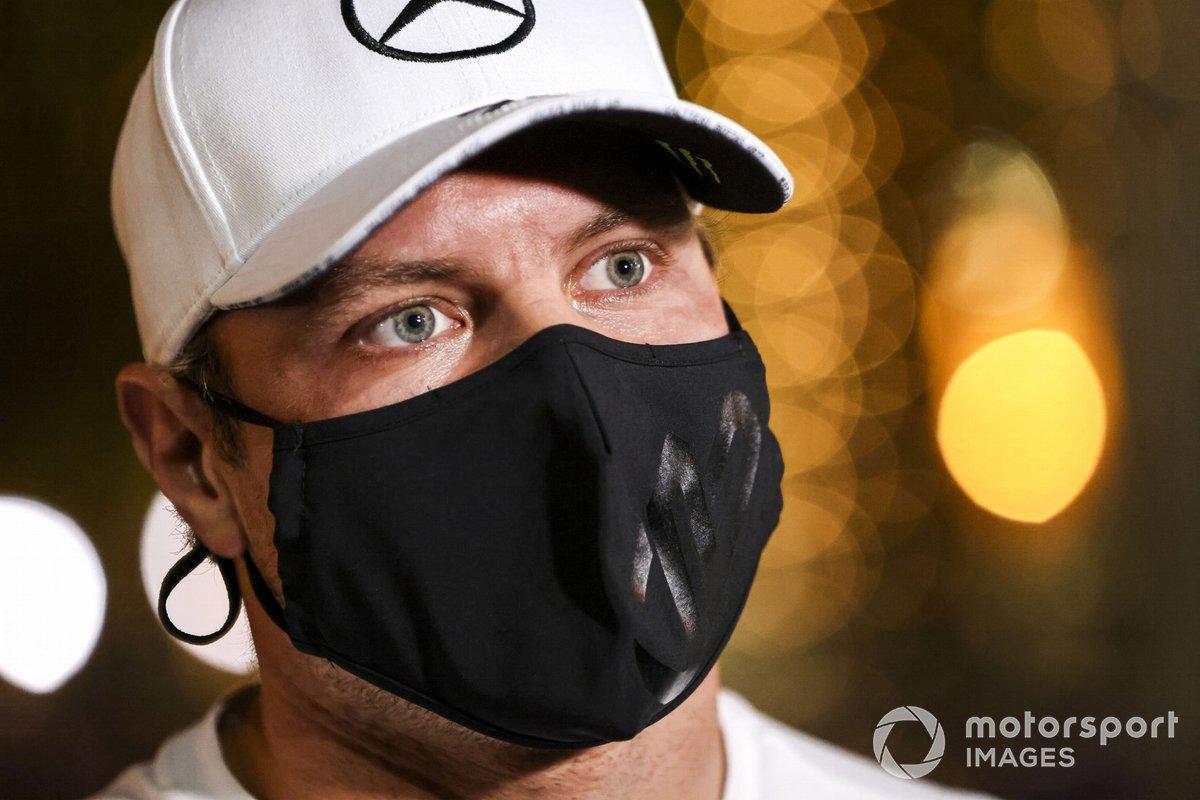 Valtteri Bottas, Mercedes-AMG F1 parla con i media