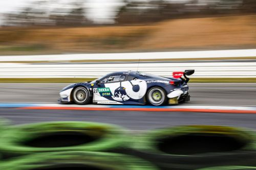 Albon: Rola kierowcy rezerwowego w F1 ważniejsza niż DTM