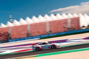 Francesco Maria Fenici, AB Racing, Porsche 911 GT3 Cup
