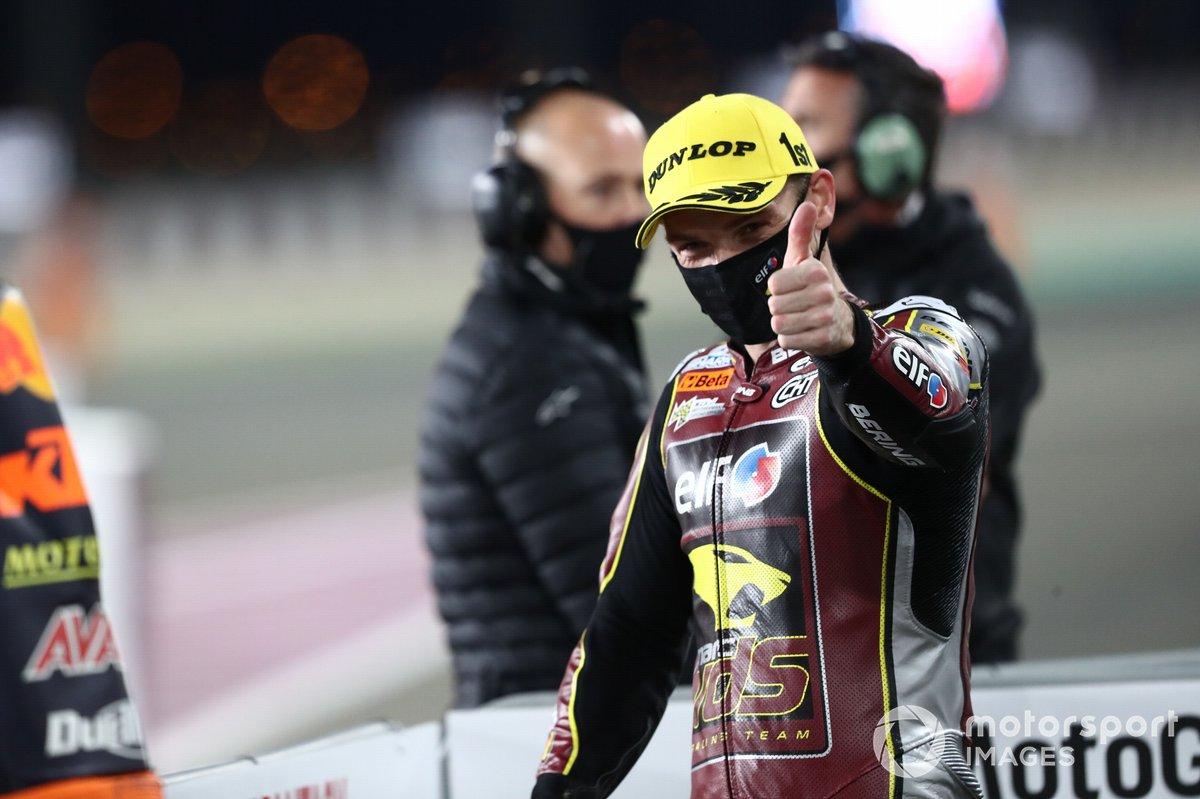 Ganador Sam Lowes, Marc VDS Racing Team