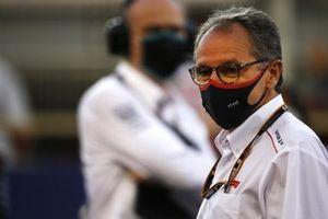 Stefano Domenicali, voorzitter Formule 1
