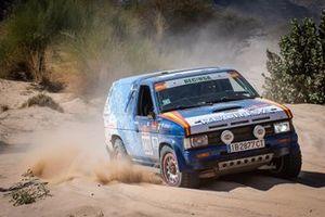 #220 Recinsa Sport Nissan: Francisco J Benavente, Rio Rafael Benavente Del