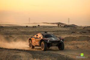 #348 SRT Racing: Alexandre Leroy, Nicolas Delangue