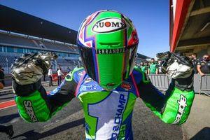 Enea Bastianini, Italtrans Racing Team, Champion du monde Moto2