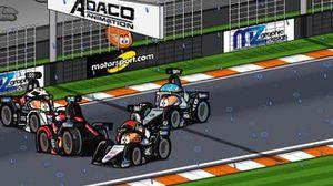 El ePrix de Valencia I de la Fórmula E según MiniEDrivers