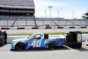 Ryan Truex, Niece Motorsports, Chevrolet Silverado Marquis 900 Wishes