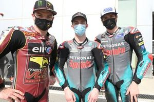 Sam Lowes, Marc VDS Racing Team, John McPhee, Petronas Sprinta Racing, Jake Dixon, Petronas Sprinta Racing