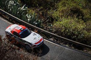Dariusz Poloński, Łukasz Sitek, Abarth 124 Rally