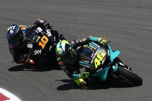 Valentino Rossi, Petronas Yamaha SRT Luca Marini, Esponsorama Racing