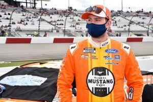 Chase Briscoe, Stewart-Haas Racing, Ford Mustang Global Mustang Week