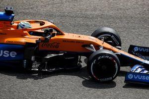 Daniel Ricciardo, McLaren MCL35M