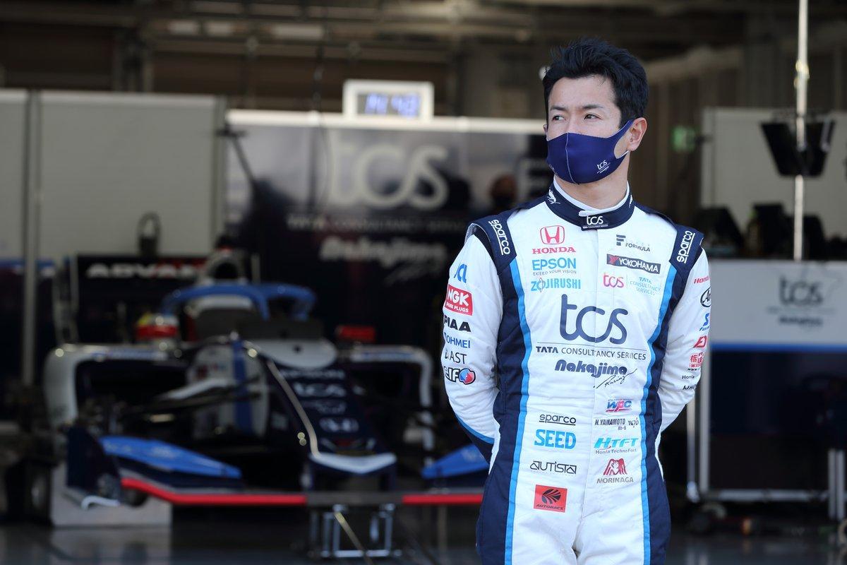 Naoki Yamamoto(TCS NAKAJIMA RACING)