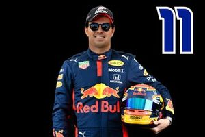 Sergio Pérez, Red Bull Racing (Montaje)