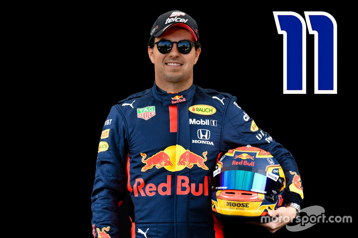 Sergio Pérez, Red Bull Racing (Montaje)