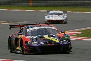 #32 Audi Sport Team WRT Audi R8 LMS GT3: Mirko Bortolotti, Charles Weerts, Frederic Vervisch