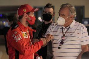 Sebastian Vettel, Ferrari avec Giorgio Piola