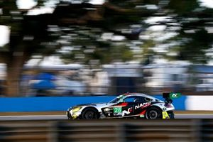 #28 Alegra Motorsports Mercedes-AMG GT3, GTD: Billy Johnson, Michael de Quesada, Daniel Morad