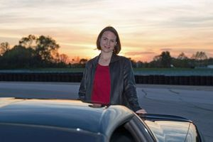 Laura Wontrop Klauser, First Sports Car Racing Program Manager Chevrolet