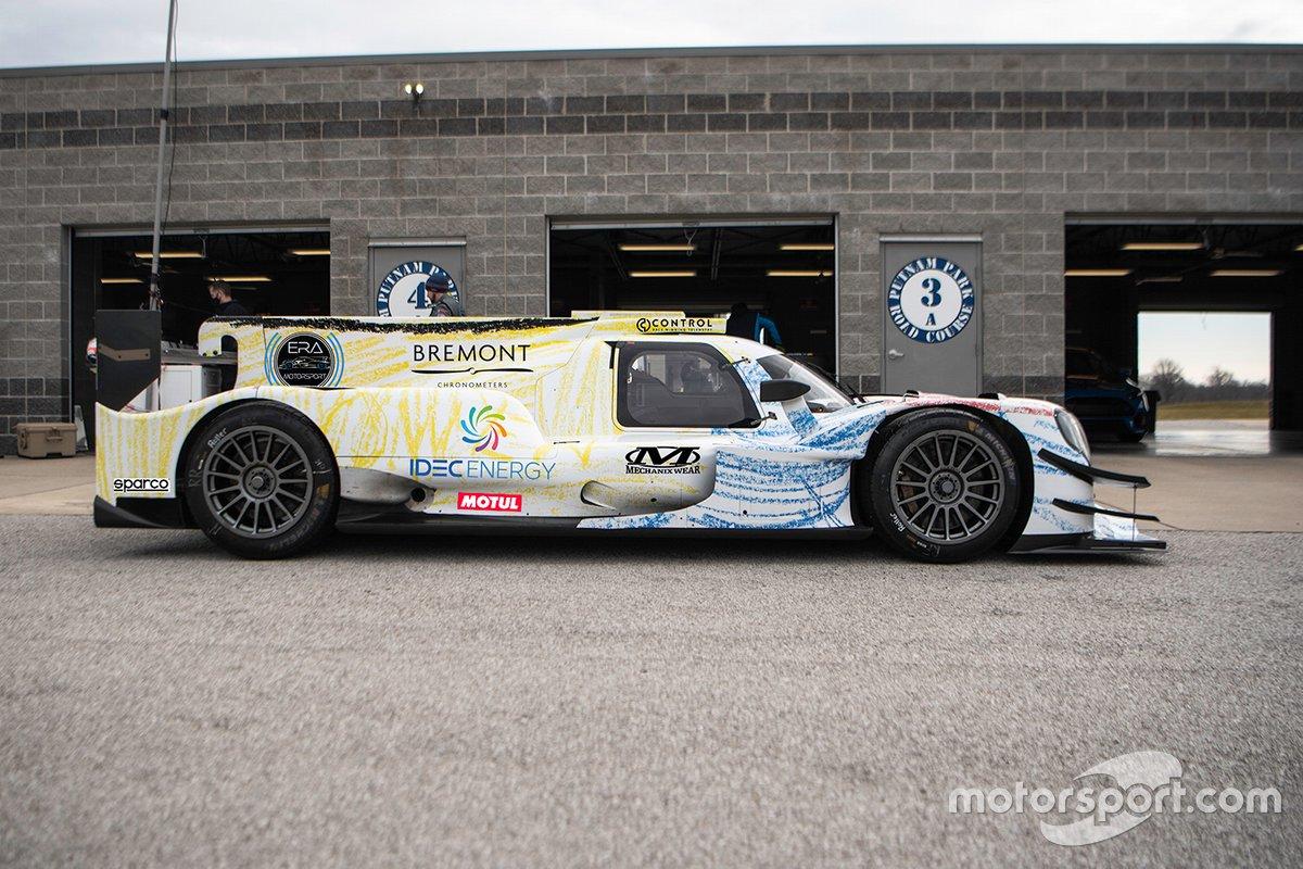 Livrea Era Motorsport