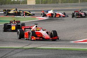 Mick Schumacher, Prema Racing and Jehan Daruvala, Carlin