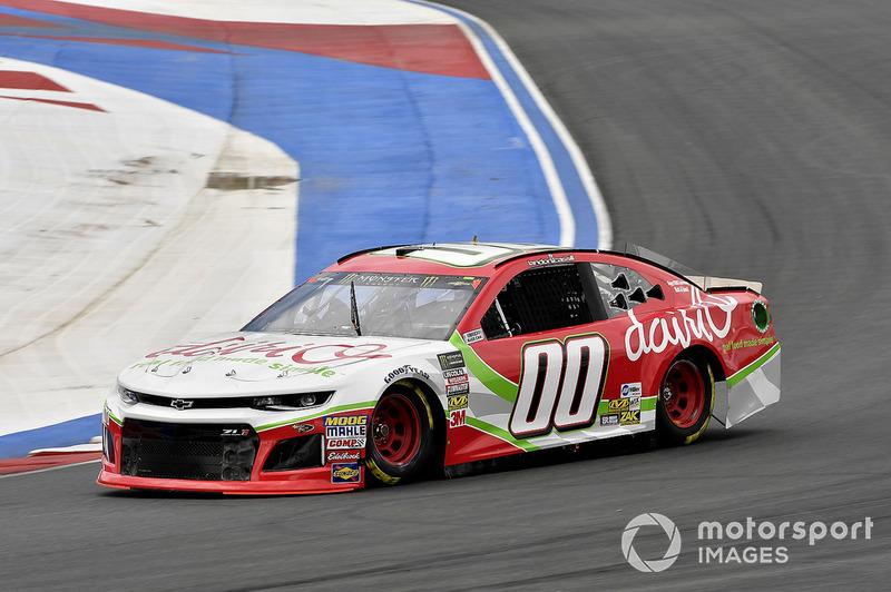 38. Landon Cassill, StarCom Racing, Chevrolet Camaro Dairi O