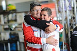 #30 Frikadelli Racing Team´: Klaus Abbelen, Sabine Schmitz