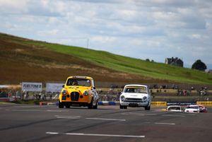 Knockhill BTCC Car Parade James Roberts Photo