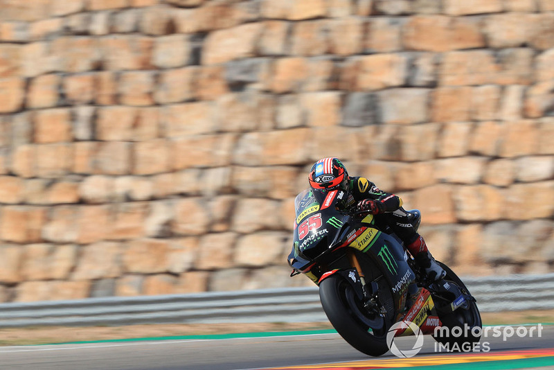 18. Hafizh Syahrin, Monster Yamaha Tech 3