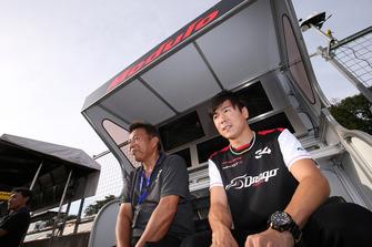 #34 Modulo Drago Corse Honda NSX GT3: Hiroki Otsu