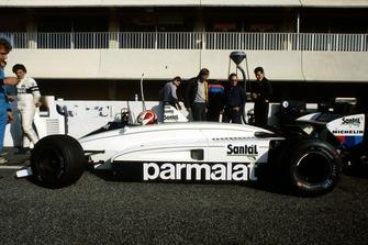 Nelson Piquet , Brabham BMW BT51