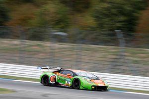 #63 ORANGE1 by GRT Grasser Lamborghini Huracán GT3: Andrea Caldarelli, Mirko Bortolotti