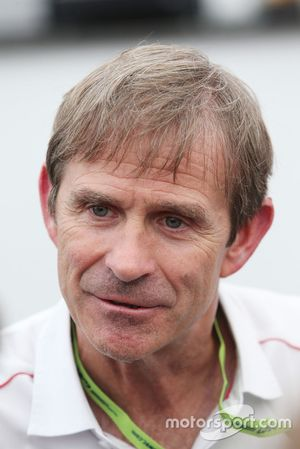 Pascal Vasselon, Direttore Tecnico, Toyota Gazoo Racing