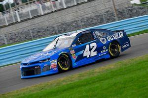 Kyle Larson, Chip Ganassi Racing, Chevrolet Camaro Credit One Bank/DC Solar