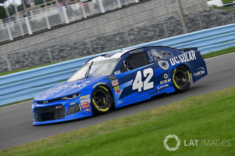 5. Kyle Larson, Chip Ganassi Racing, Chevrolet Camaro Credit One Bank/DC Solar