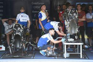 Avintia Ducati bike