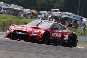 #23 NISMO GT-R: Ronnie Quintareli, Tsugio Matsuda