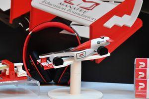 Autos en las Finales mundiales de F1 en las escuelas