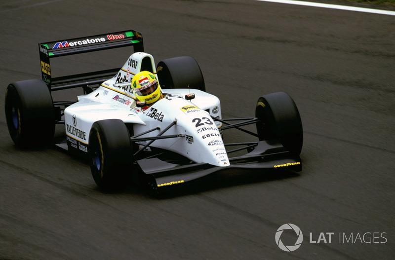 GP da Itália de 1993