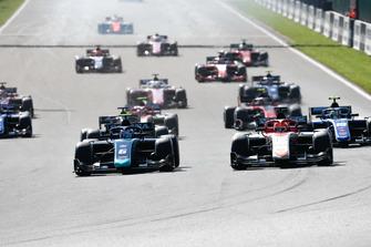 Nicholas Latifi, DAMS And Luca Ghiotto, Campos Racing